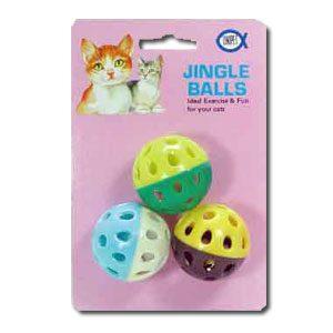 Cat Soccer Play Ball Card/3