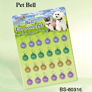 Metallic Dog/cat Bell 16mm