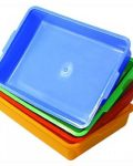 Large Cat Litter Tray 42cm X 32cm