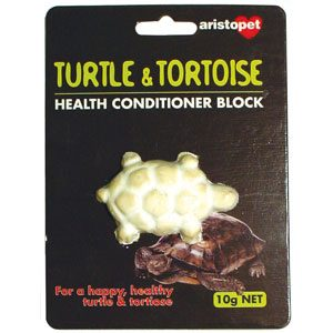 10g Turtle - Tortoise Health Block Carded
