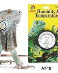 Humidity & Temperature Gauge