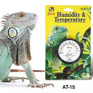 Humidity & Temperature Gauge