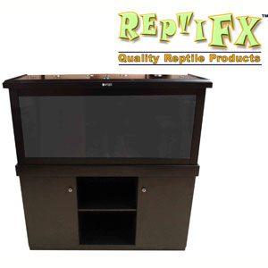 ReptiFX 4ft Enclosure - Black
