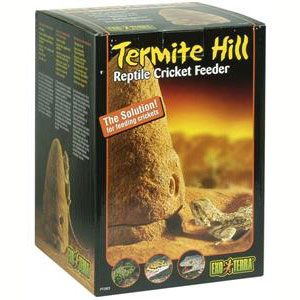 Exo Terra Termite Hill Cricket Feeder