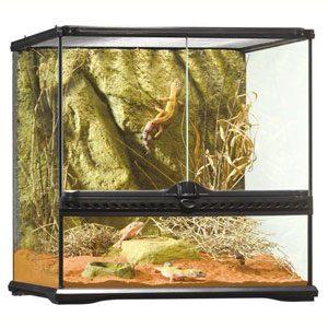 "Exo Terra All Glass Terrarium - 18 X 18 X 18"""