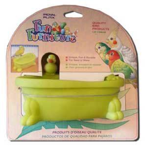 Bird Feeder Fun Furniture (Bath Tub)