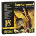 "Rock Terrarium Background - 12 X 12"""
