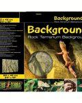 "Rock Terrarium Background - 24 X 18"""