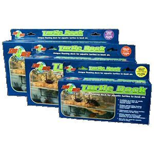 Turtle Dock - Small - 12.5 X 28.5cm