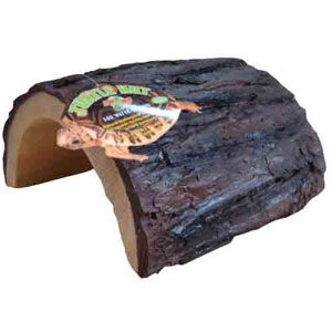 Reptile Hut Half Log - Giant