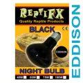 ReptiFX  Black Reflector 75w