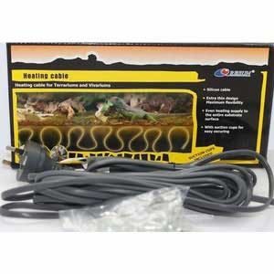 Heat Cable 25 Watt - 4.5 Meters