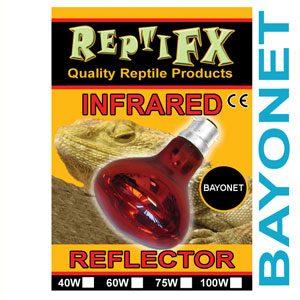 ReptiFX Infrared Reflector 40w