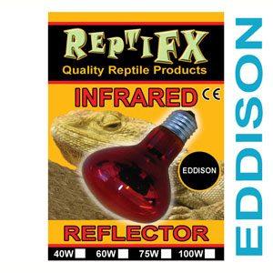 ReptiFX  Infrared Reflector 75w