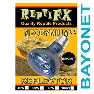 """reptifx"" Basking Reflector 100w"
