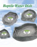 ReptiFX Reptile Water Or Feed Dish X-small