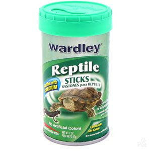 Reptile Sticks (turtle) 57g