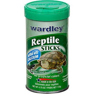 Reptile Sticks (turtle) 135g