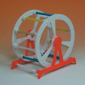Multi Colour Mouse Wheel (plastic) Loose