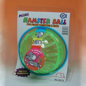 Mini Hamster Ball 12cm