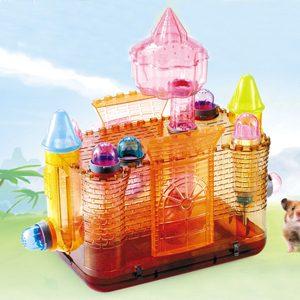 Hamster Castle 58x38x56cmh