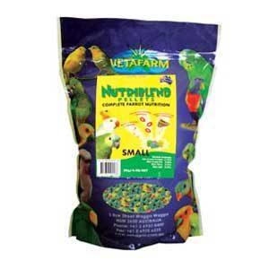 Nutriblend Pellets - Small 2kg