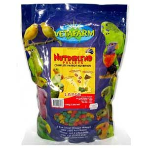 Nutriblend Pellets - Large 1.6kg