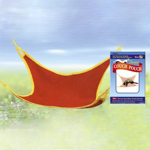 Ferret Cotton Fabric Hammock 50x45cm