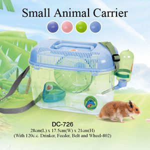 Mouse Cage - Carrier Cage 28x17.5x21cm