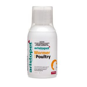 Poultry Wormer 125ml