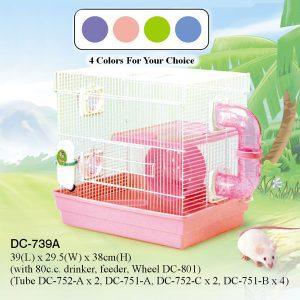 Mouse Cage 2 deck 39 X 29.5 X 38cm